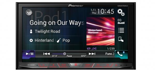 Pioneer Avh X8850bt Car Player Automotive Accessories