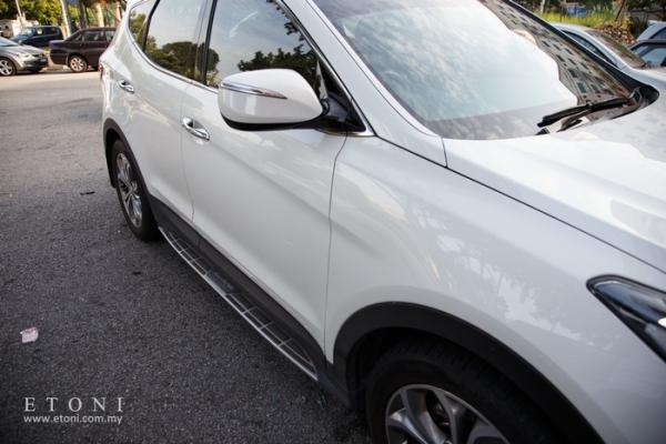 2013 Hyundai Santa Fe running board - Hyundai - Car Brand