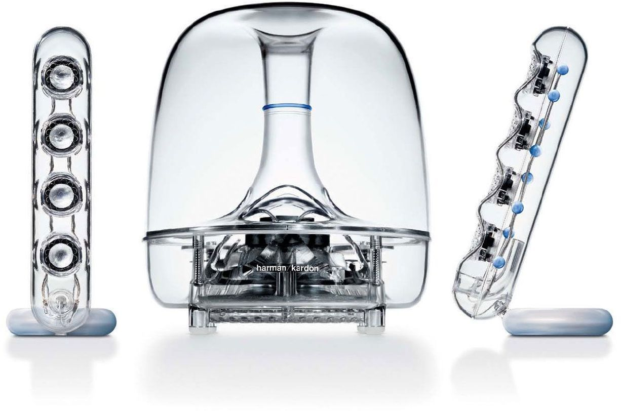 harman kardon soundstick iii pc speaker multimedia. Black Bedroom Furniture Sets. Home Design Ideas